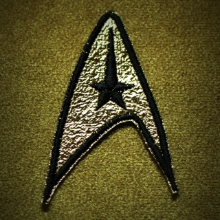Starship Command Insignia