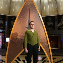 Captain Kirk - Season 1 Wraparound Uniform #STLV #STLV17 (2017)