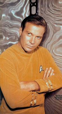 Captain Kirk - Where No Man Has Gone Before