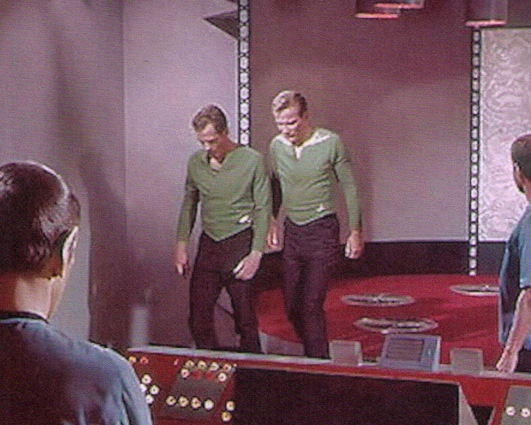 Season 1 Wraparound Tunics - William Shatner & Don Eitner